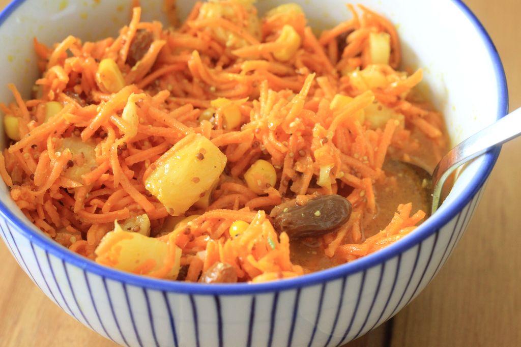 Recette salade créole