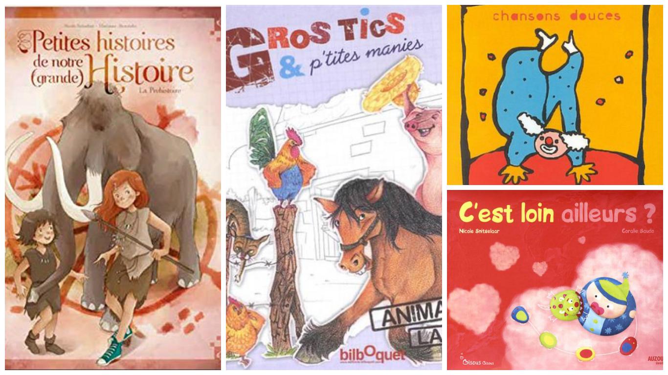 meilleurs livres pour enfants