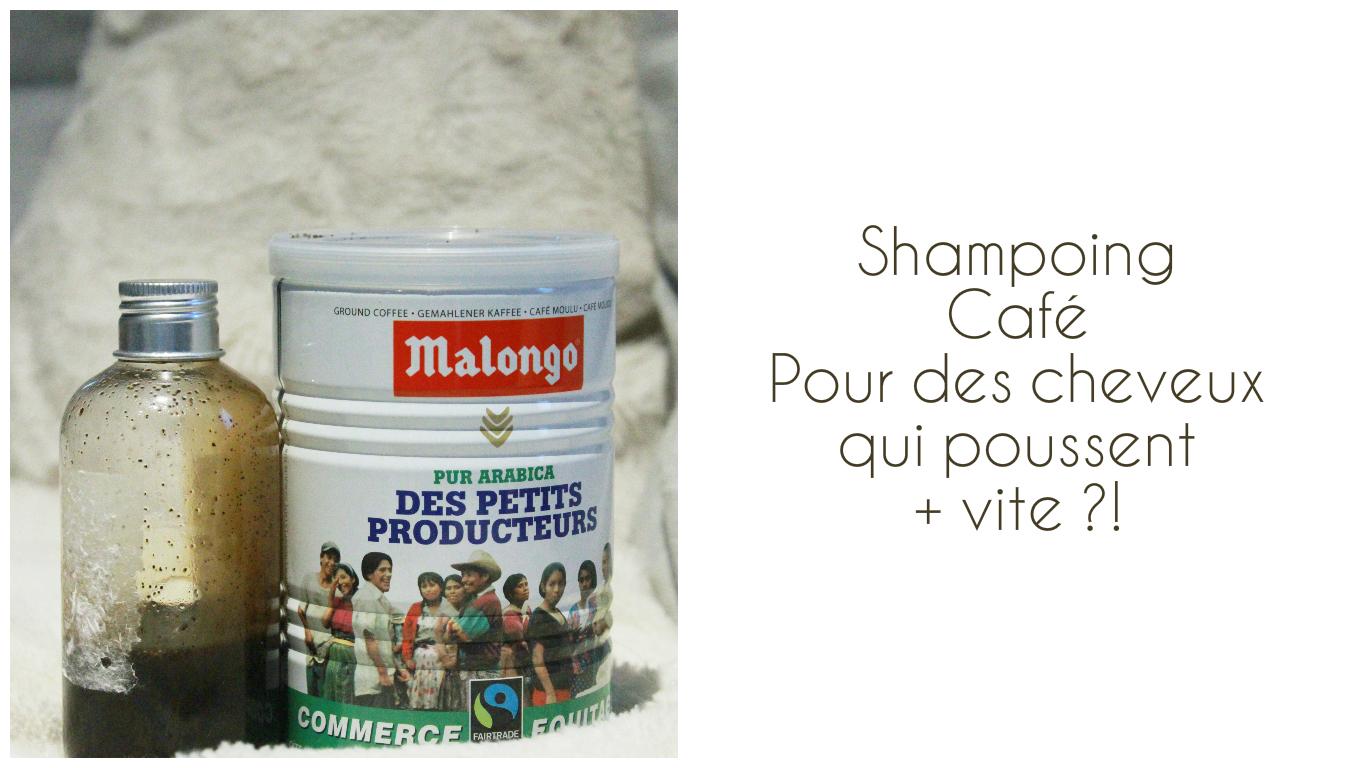Bien connu Shampoing au café Bomba : pour activer la pousse des cheveux ! MH63
